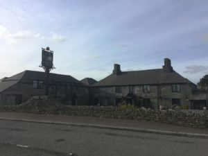 exterior of jamaica inn