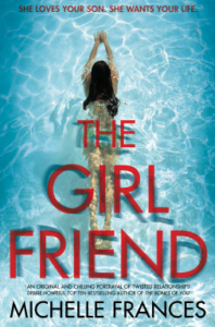 thriller book the girlfriend