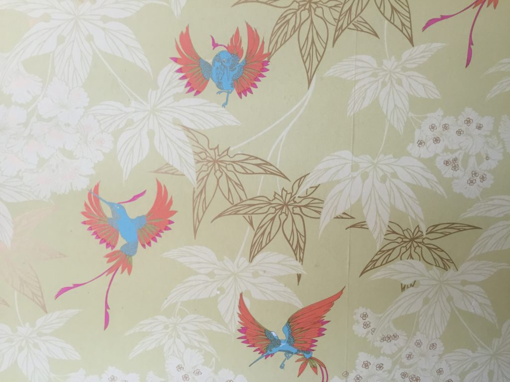 wallpaper at the cornwall